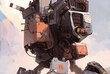Sci-Fi Vehicles ground