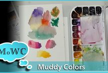 watercolour ideas
