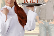 Grill Me, Baby book / Contains two hot chefs duking it out in a lively showdown of sexy rivalry. Mix in family drama, luscious recipes and spicy mischief, and there's more than just steam rising out of the kitchen. May cause lusty cravings for midnight indulgences.