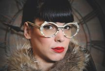 Sabine be / Introducing Sabine be collection, handmade in France, is unique and distinctive with elegant frames that truly represent colorful personalities. The quality in the detail is of the utmost importance. These frames are funky and fun, however the style is very wearable. #cooleyewear #sabinebe #beacat