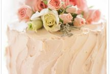 decorative cakes / by Patricia Arvin