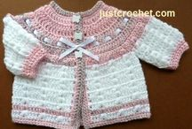 Crochet for Baby and kids / by Pamela Stoll