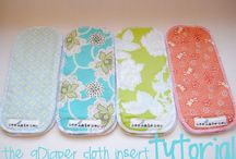 DIY Cloth Diapers / by Holly Mommaerts