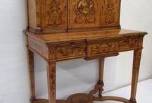 Important antique furniture
