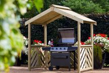 BBQ Shelters / BBQ Shelters for outside grilling in any weather