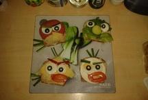 przyjęcie urodzinowe angry birds