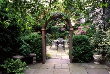 Outdoor Spaces / by Melissa Yost