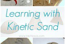 Montessori Sensorial/Practical Life / by Heidi Kettner