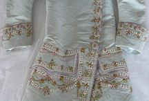 Well-Dressed Men: 1770-1789
