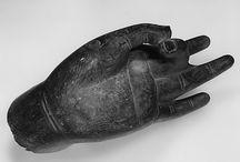hands / te 手
