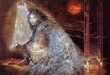 Susan Seddon Boulet - Mystical Artist