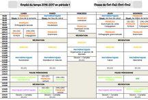 Programmations 2016-2017 Cycles 2 et 3