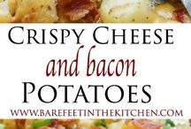 potato and bacon bake