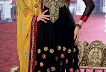 Designer Suits & salwar / by Efello Mart