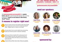WOW Summit / Join moms in Orlando at the @MomsMeet #WOWsummit at the beautiful Caribe Royale resort this November. You'll hear from amazing speakers, attend interactive workshops, sample products, win lots of prizes, and walk away with a goody bag worth over $150. Register before July 31, to get the early bird discount and be entered to win tickets to Walt Disney World® Resort! http://bit.ly/WOWsummit / by Moms Meet