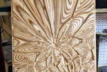 tablouri lemn