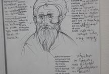 Σημειώσεις στην βυζαντινή αγιογραφία