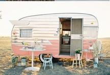 Caravanes-roulottes