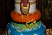 Avengers Birthday / by Christy Phelps