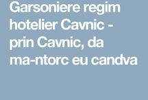 Garsoniere regim hotelier Cavnic