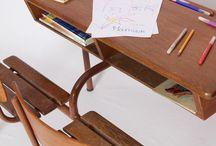 Monde de l'enfance / Jouets, meubles, chaises, livres... Voici pleins de merveilles à vous offrir (oui parce qu'au fond c'est plus pour vous que pour votre enfant!)