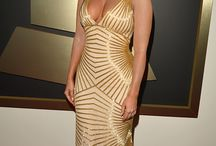 Pear body shape / Garment ideas and celebrities wearing items suitable for a Pear body shape.
