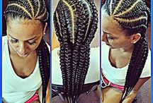 Keba hairstyles