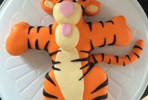 Tigger cake / My cakes, for my friends & family
