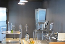 In the Perfume Lab