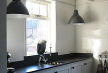 Kleur keukenkastjes
