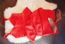 Fashion Friday- Lady in Red / Fashion Blog post every Fridays