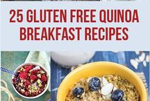 Quinoa Special / Exciting recipes to make the grain of champions.