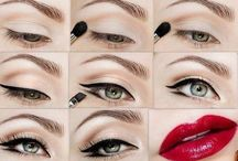 maquillage pinup