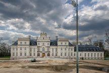 Chróstnik - Pałac