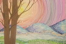 Art ideas- line