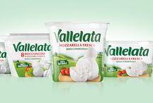 Cheese and love / New design solutions for cheese and its queen: mozzarella. Projects which lead to the restyling of the pack, rebranding, corporate identity, naming, as well as a new communication approach. How to tell the many different facets of the most popular cheese?