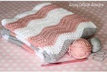 crochet blanket - hackovane deky