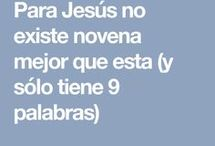 novena a Jesús