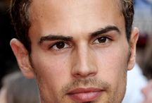For the love of Theo James