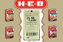 HEB Coupon Deals