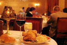 Restaurants we love! / by Patt Senseman