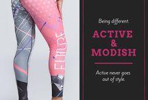 Active &  Modish