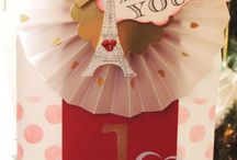 Valentines & Love Ideas / by Alison Solven, Stamp Crazy!