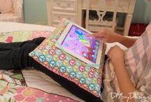 tablet pillow
