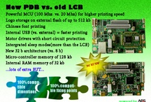LCB to PDB / Check it out - a new controller board compatible with previous MRS versions but featuring the extras of HRS with NO price increase!   Call your sales manager!