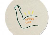 TATTOO CLUB / by Jess Smiley