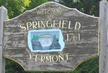 Springfield, VT, my hometown