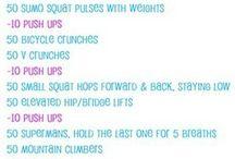 Workout my way