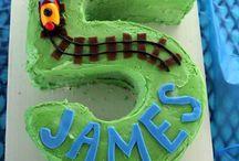Harley's birthday cake ideas