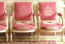 Pink Blush Rose Red Brick Garnet Coral